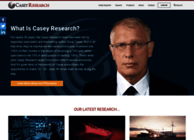 caseyresearch.com