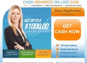 cash-advance-on-line.com