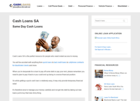 cash-loans.co.za