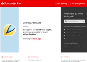 cash.santanderrio.com.ar
