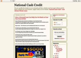 cashadvance.nationalcashcredit.com