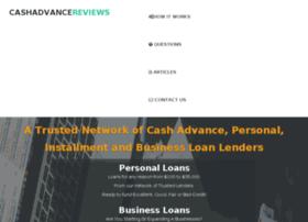 cashadvancereviews.com