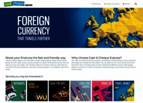 cashandchequeexpress.co.uk