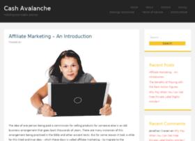 cashavalanche.org