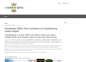 cashbacking.co.uk