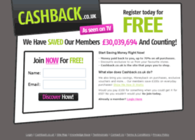 cashbackrewards.co.uk