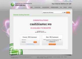 cashblaster.ws