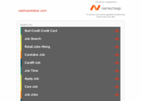 cashcaretaker.com