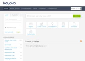 cashflow.kayako.com