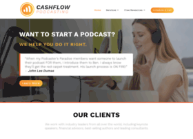 cashflowpodcasting.com