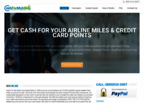 cashformymiles.com