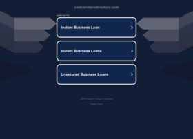 cashlendersdirectory.com
