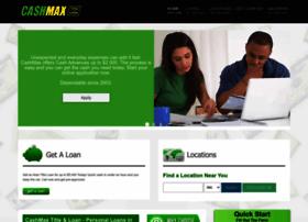 cashmaxtitleloan.com