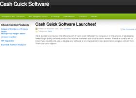 cashquicksoftware.com