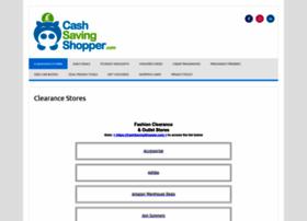 cashsavingshopper.com