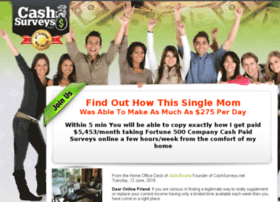 cashsurveys.net