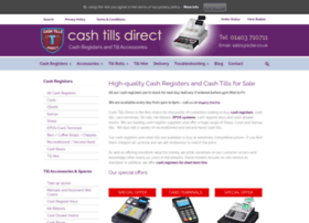 cashtillsdirect.co.uk
