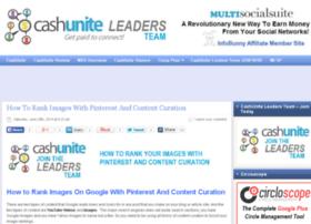 cashunitesignup.com