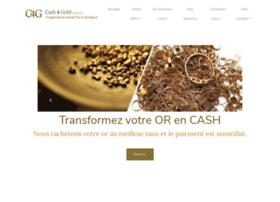 cashvsgold.com