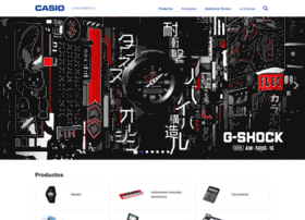 casio-latin.com