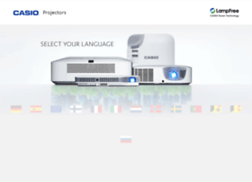 casio-projectors.eu