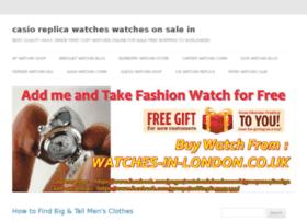 casio-replica-watches.watchesonsale.in