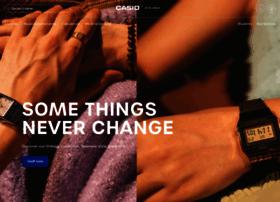 casio.co.uk