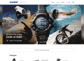 casio.co.za
