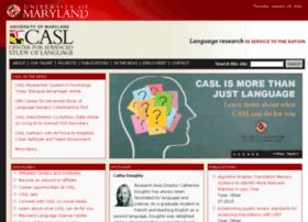 casl.umd.edu