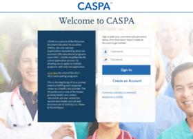 caspa.liaisoncas.com