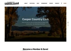 caspercountryclub.com