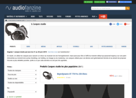 casque.audiofanzine.com