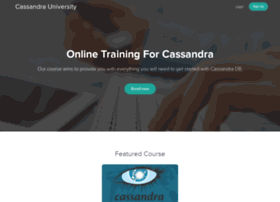 cassandrauniversity.usefedora.com