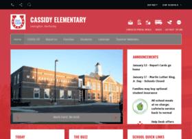 cassidy.fcps.net