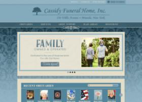 cassidyfh.tributecenteronline.com