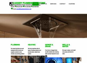 cassidyplumbinginc.com