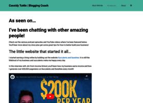 cassidytuttle.com