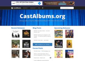 castalbumcollector.com