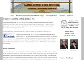 casteelauction.com