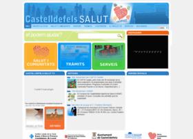 castelldefelsalut.cat