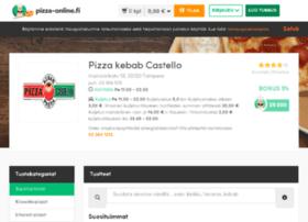 castello.pizza-online.fi
