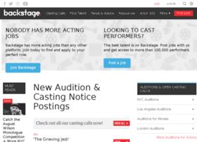 casting.backstage.com
