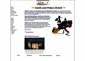 castleandpalacehotels.com