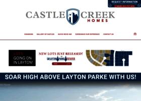 castlecreekhomes.com