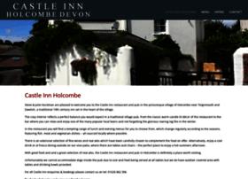 castleinnholcombe.co.uk
