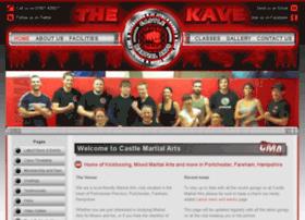 castlemartialarts.co.uk