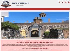 castleofgoodhope.co.za