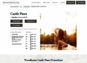 castlepines.woodhousespas.com