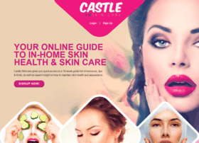 castleskincare.com