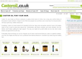castoroil.co.uk